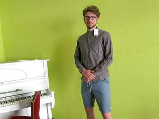 Pop-Up-Store Initiator Alex Heinrich