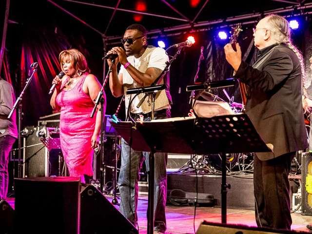 New Orleans Jazzfestival