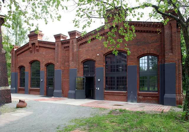 Pop-Up-Restaurant: Maschinenhaus Wasserturm Salbke