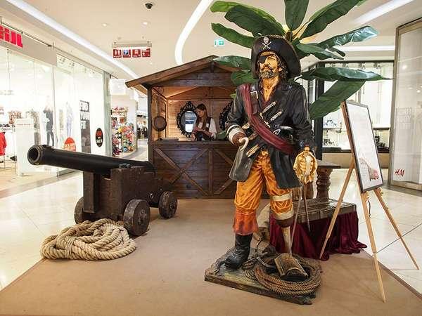 Die Piraten sind los
