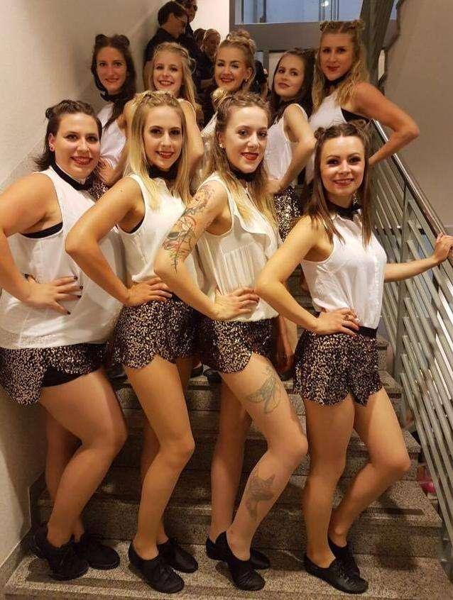Meine Tanzgruppe