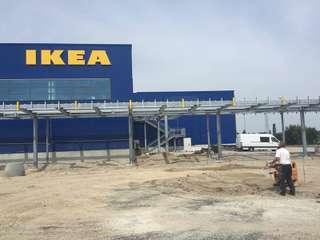 IKEA - Baustellenbesuch 27. Juni 2017