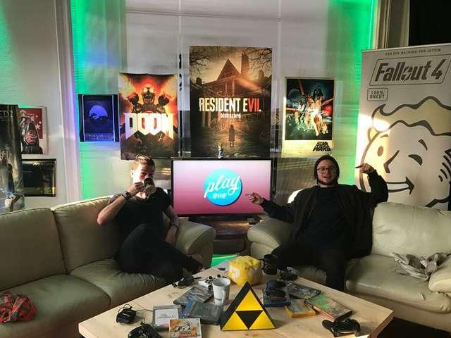 Play.exe bringt Videospiele in den Offenen Kanal