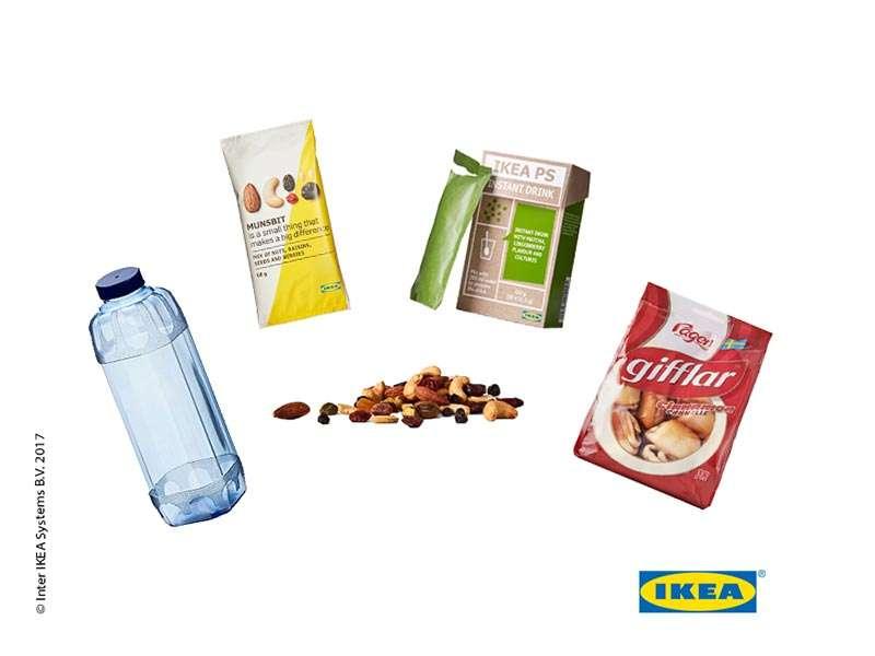 30x1 IKEA Family Picknick Taschen