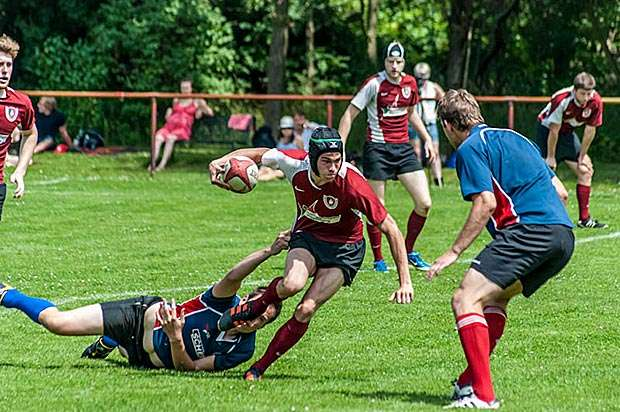 Rugby Turnier MD