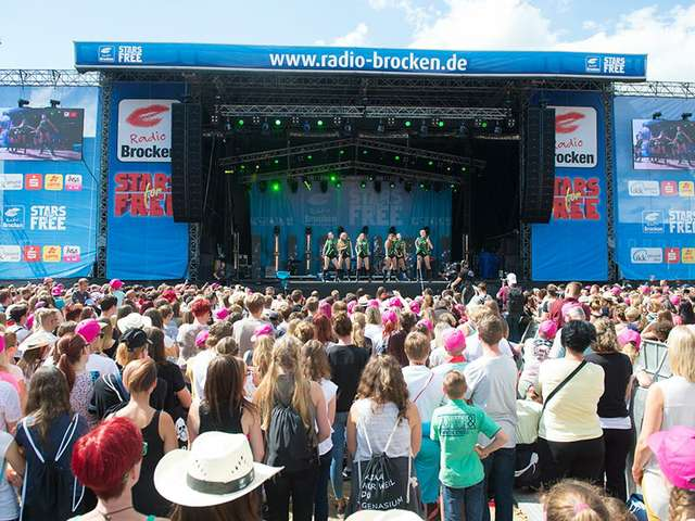 Radio Brocken OpenAir Stars for free