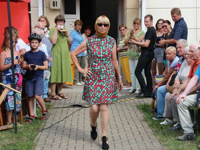 Bormann-Modenschau