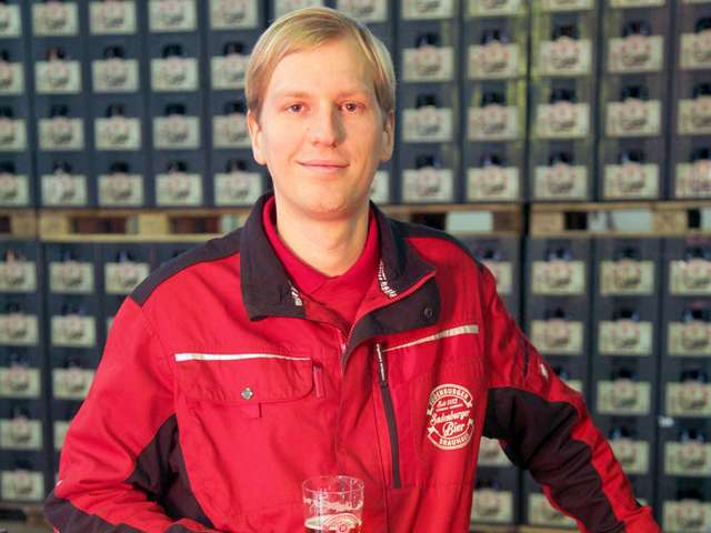 Sudenburder Brauerei Braumeister Mark Anton Hiller