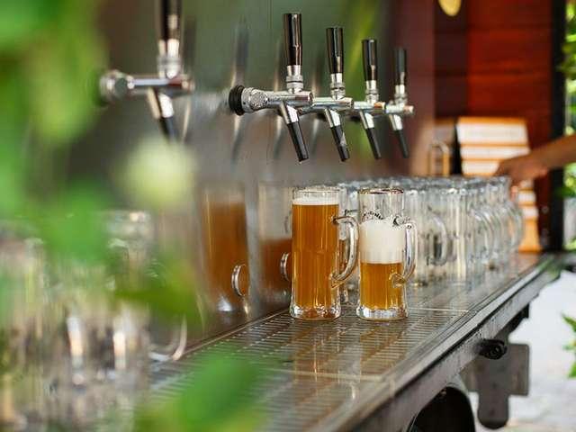 Beim 3. Craft Beer Festival sind diesmal vor allem regionale Craftbiere präsent