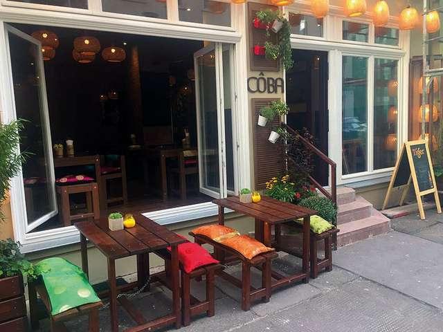 Côba Magdeburg - Restaurant mit Stil