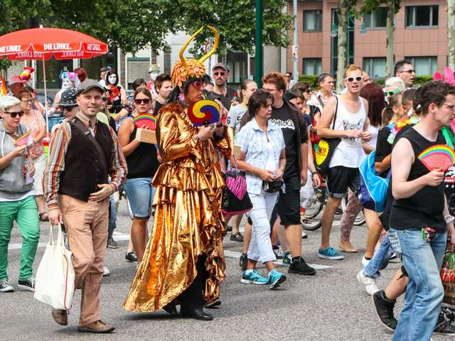 CSD in Magdeburg