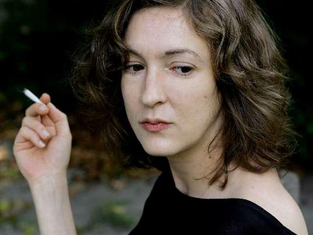 Stadtschreiberin Inger-Maria Mahlke