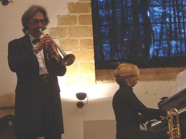 Luigi Santo und Daniela Gentile
