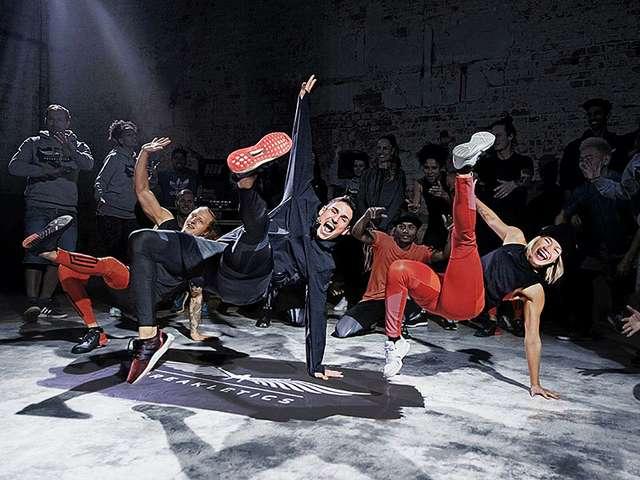 breakletics - coole Moves auf den richtigen Beat