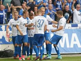 FC Magdeburg gegen Werder Bremen II