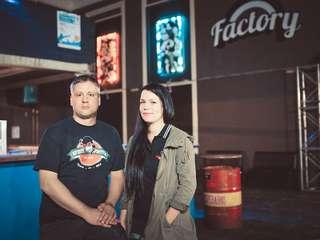 Factory-Inhaber Christian Werner und Susanne Peschke