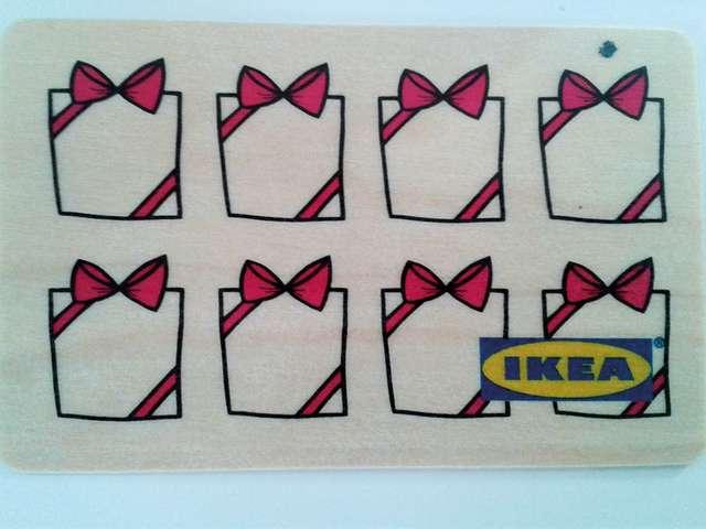 Ikea-Gutschein