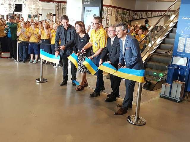 IKEA-Eröffnung