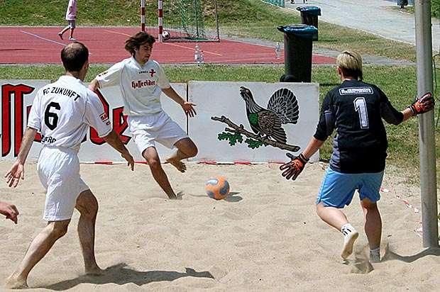 Sparkassen Beach Soccer Cup