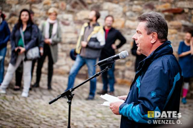Magdeburger Kulturnacht 2017 –  Anschlagen  –  Eröffnung