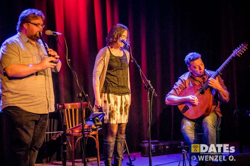 Kulturnacht 2017 - Volksbad Buckau – Julia-Weber-Trio