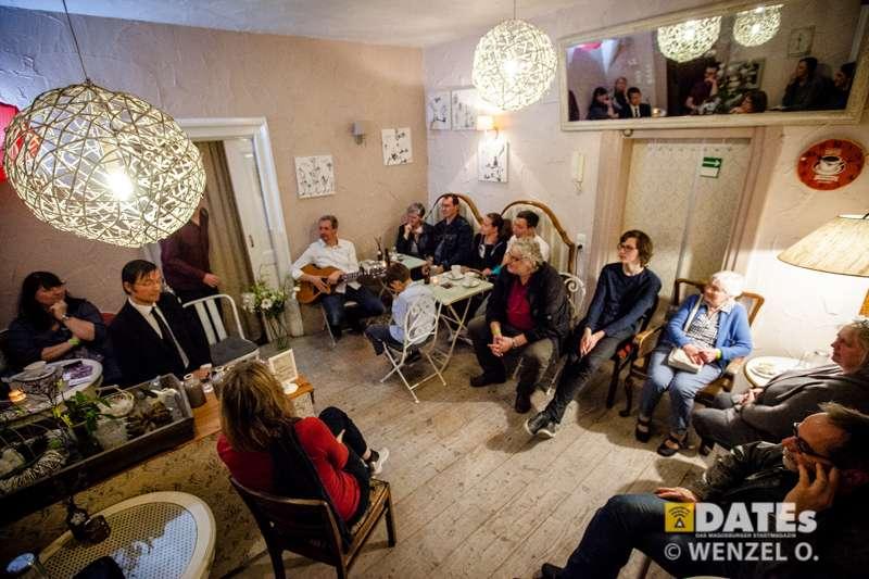 Kulturnacht 2017 - Schönedinge Café – Improvisationstheater
