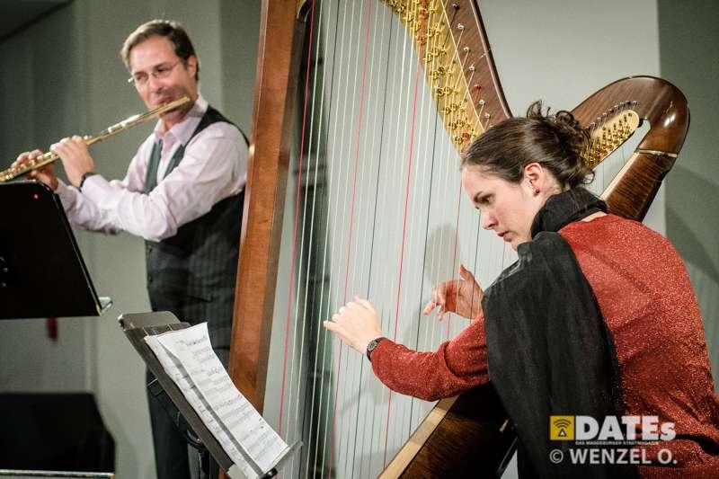 Kulturnacht 2017 - Opernhaus – Kammermusik für Harfe und Flö