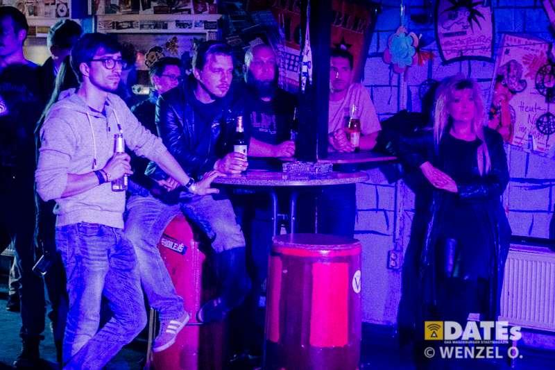 Kulturnacht 2017 - KJH Knast – Webster - Deutschrock