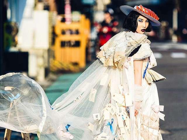 Modavision - Designer Meihui Liu