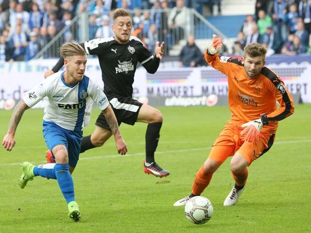 FC Magdeburg gegen Carl Zeiss Jena