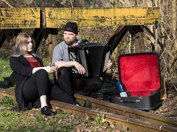 Martin Müller und Lara Schäfer