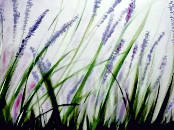 Lavendel von Beatrix Reckenbeil