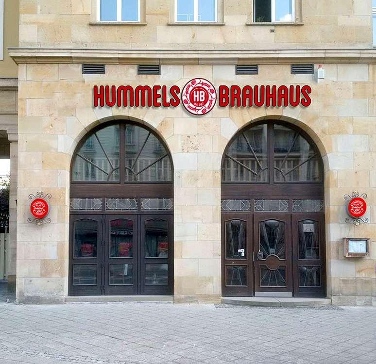 """Hummels Brauhaus - Am ehemaligen Standort des """"Steakhouse"""""""