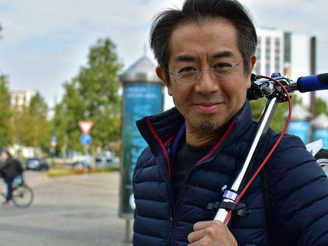 Kimbo Ishii