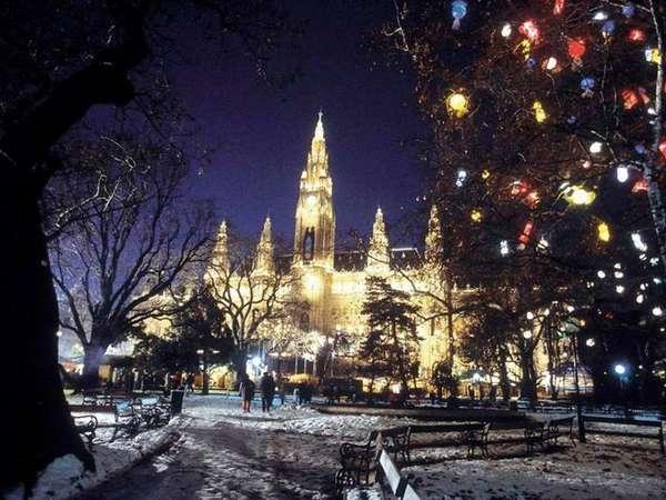 Geheimnisvolle Dezembernacht - Ein Weihnachtsmärchen mit Musik