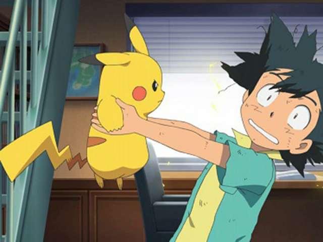 Pokemon - der Film: Du bist dran