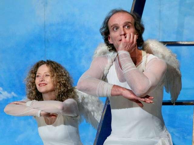 Theater an der Angel: Himmel und Hölle – Der Engel dritte Versuchung