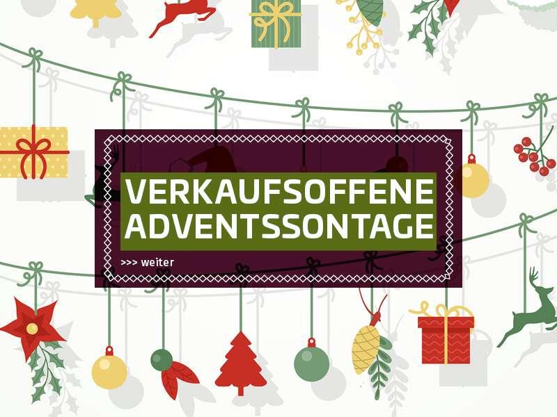 Shoppen Im Advent Verkaufsoffene Sonntage Stadtmagazin Dates