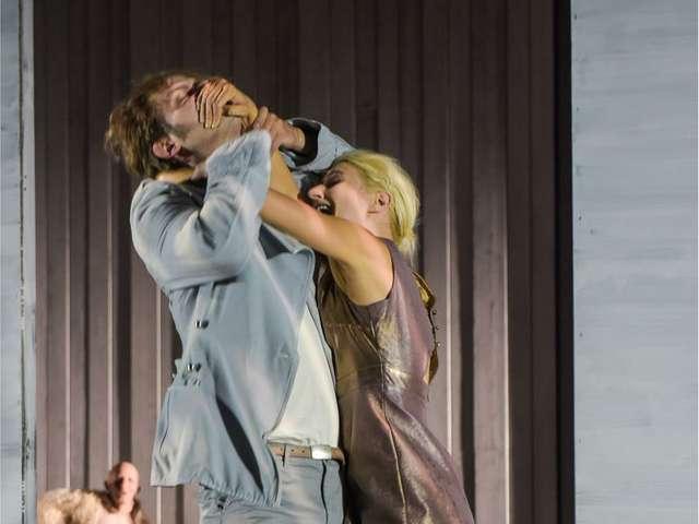 Antigone und Ödipus