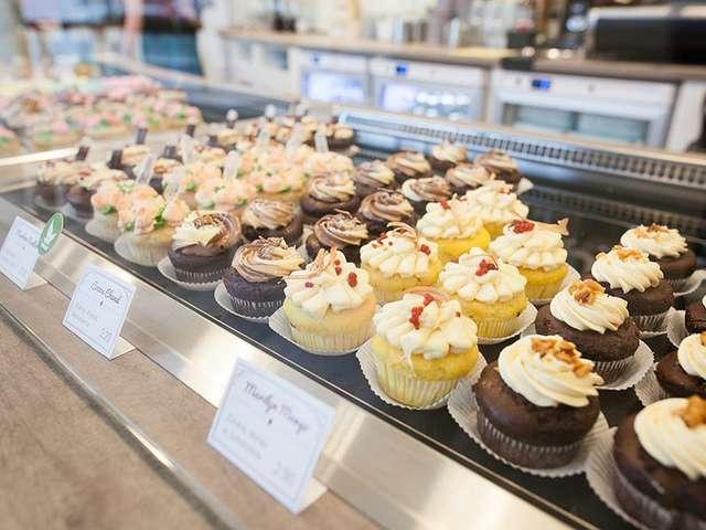 Mademoiselle Cupcake - Cupcakes aus raffinierten Geschmacksrichtungen