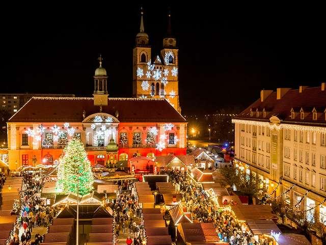 Magdeburger Weihnachtsmarkt - 34 Tage lang ist wieder Weihnachtsmarkt auf dem Alten Markt
