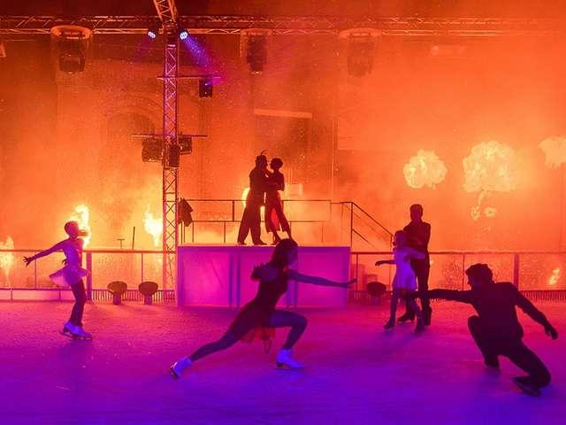Magdeburg on Ice ist eine Mischung aus Feuer und Eis