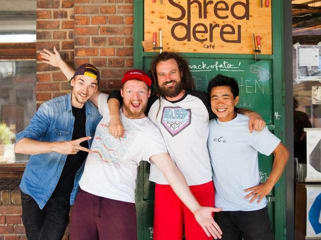 Shred-Expo Team