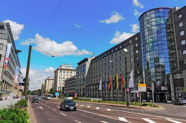 Stadtzentrum Magdeburg