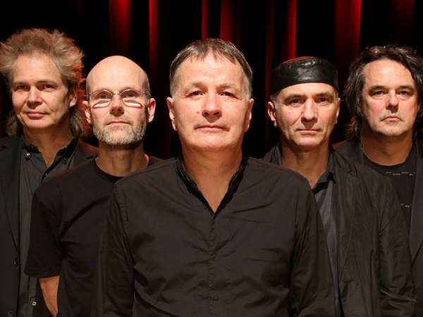 Thomas Rühmann Band
