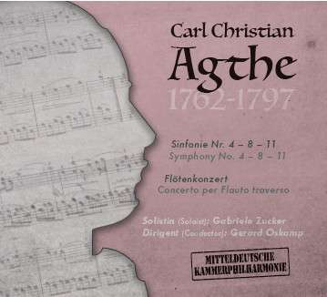 Carl Christian Agthe CD