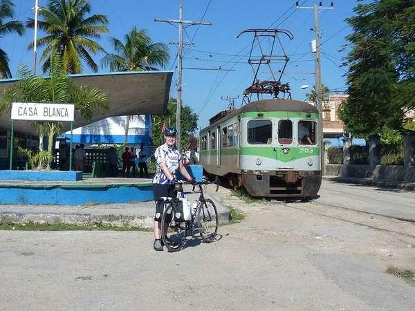 Rad-Expedition Kuba - Frank und Susanne Kulling