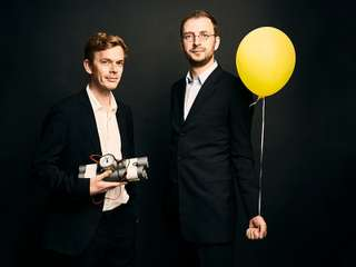 Dietrich & Raab - Kabarettduo aus Rostock