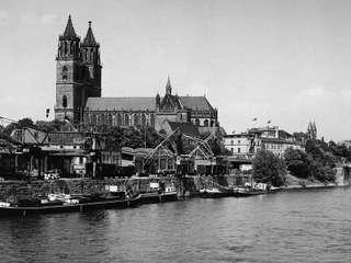 Magdeburg im Wandel der Zeit