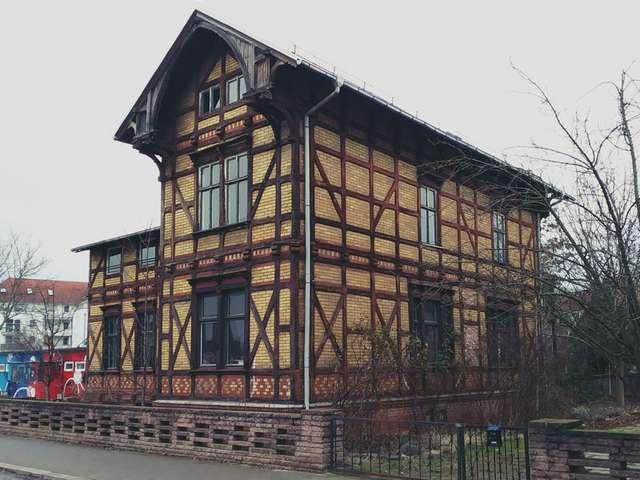 Rayonhaus Steinigstraße